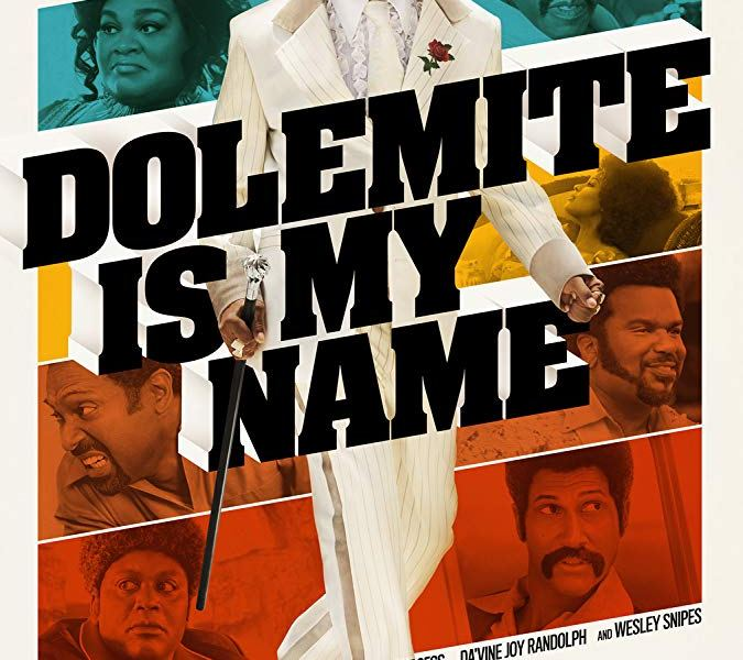 dolemite movie poster