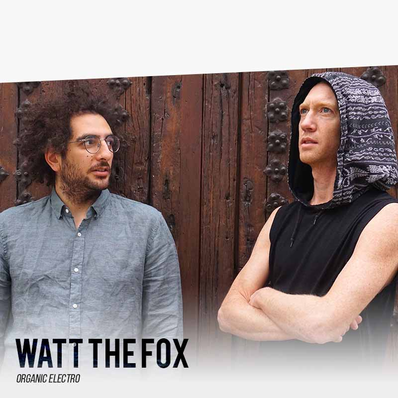 Watt the Fox - Organic Electro