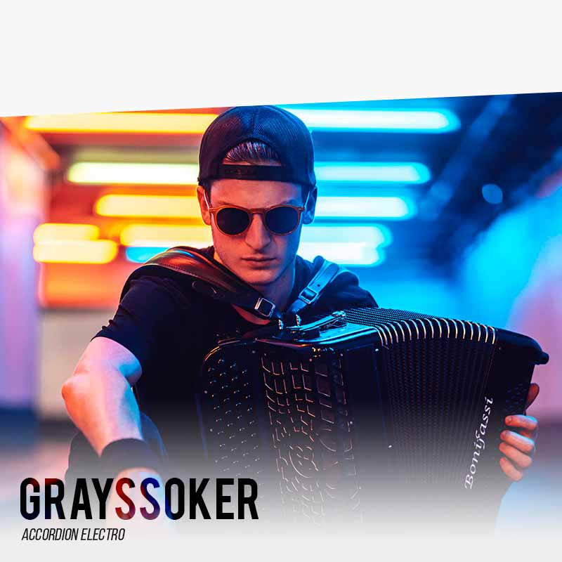 Grayssoker - Accordion Electro