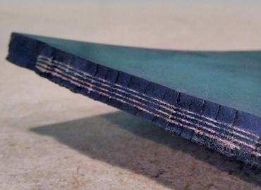 Применение вальцованной и обрезной транспортерной ленты