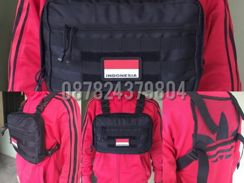 Read more about the article Konveksi Chest Bag