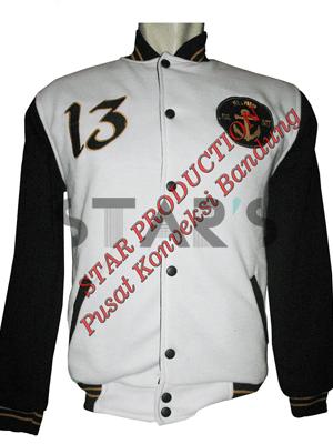Jaket Varsity Custom Made Pesanan Dari Kuala Lumpur Malaysia