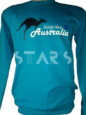 Sweater Retooling Australia Bahan Baby Terry
