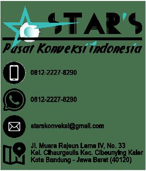 Stars Konveksi | Pusat Konveksi Indonesia