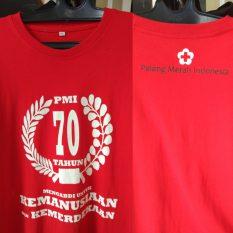 Kaos Palang Merah Indonesia