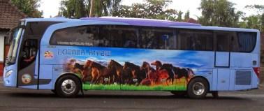 Tiket Bus Tarif Bus Agen Bus PO Bus Santoso