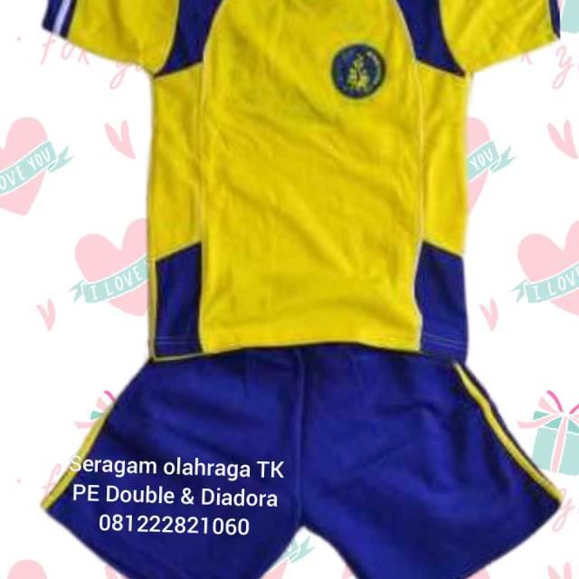 model baju seragam sekolah tk di Curug Kota Serang, Banten