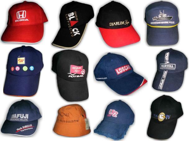 harga topi promosi
