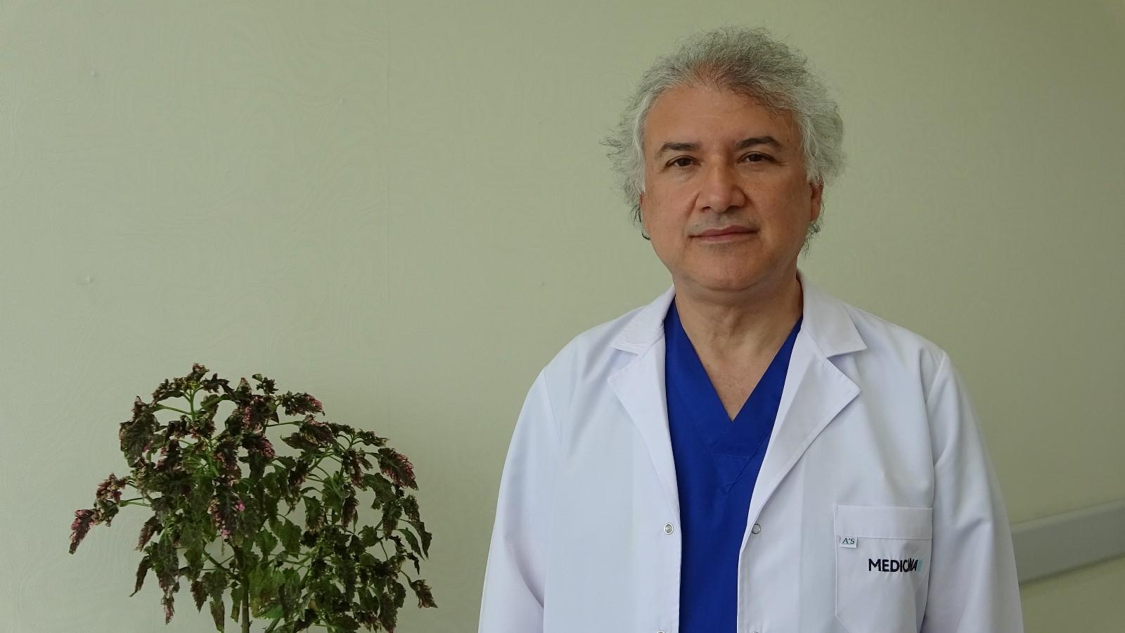 """Prof. Dr. Sarıgül: """"Amacımız, hastaların tedavilerini oluşturmak ve onlara faydamızın dokunmasını sağlamak"""""""