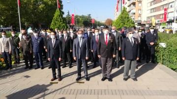 Konya'da Gaziler Günü kutlandı
