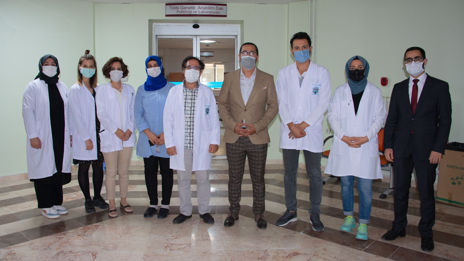 Selçuk Tıp bünyesinde Gen Tedavi Merkezi kuruluyor