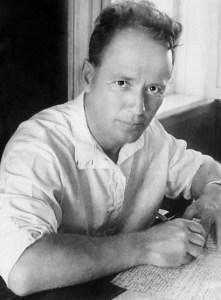 Mihail Solohov 1938-ban; forrás: wikipédia