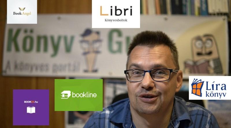 A könyvkereskedelemről - Könyv Guru TV