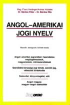 Angol-amerikai jogi nyelv