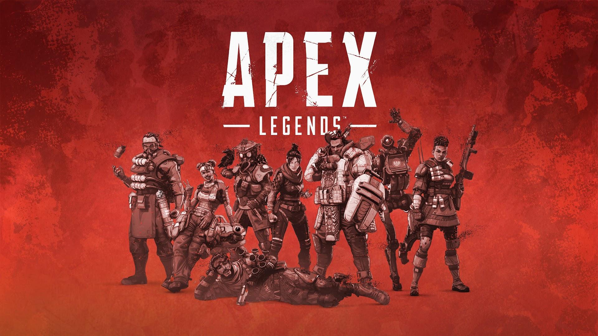 Apex Legends壁紙 Apex エーペックス の画像 壁紙まとめ Magnet