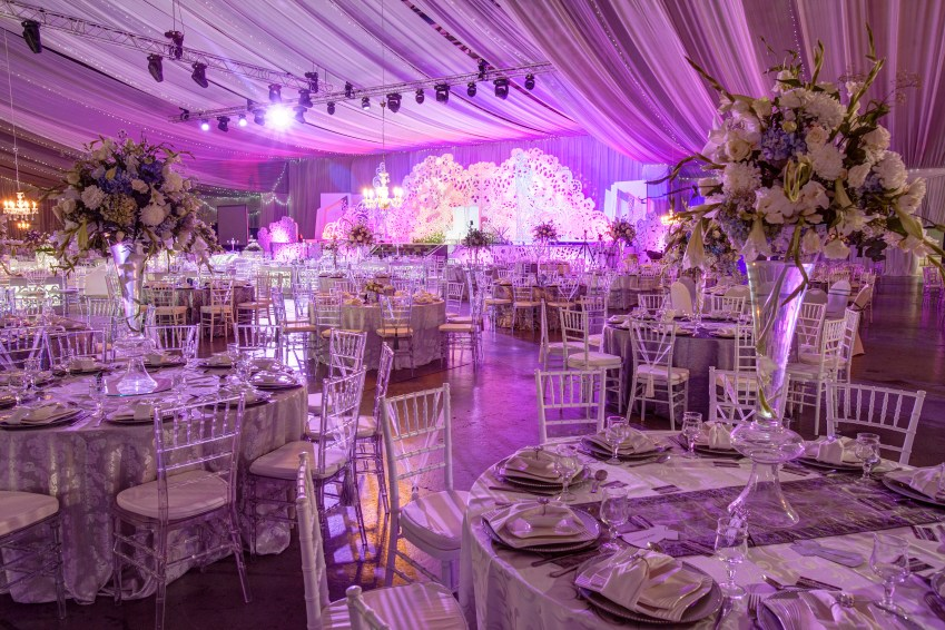 Wedding Decor Hire Durban