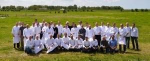 CCO groepsfoto