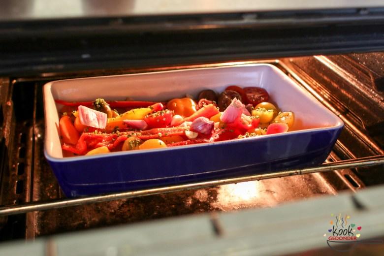 Basis tomatensaus voor heerlijke lasagne