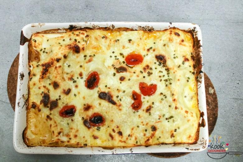 lekkere lasagne