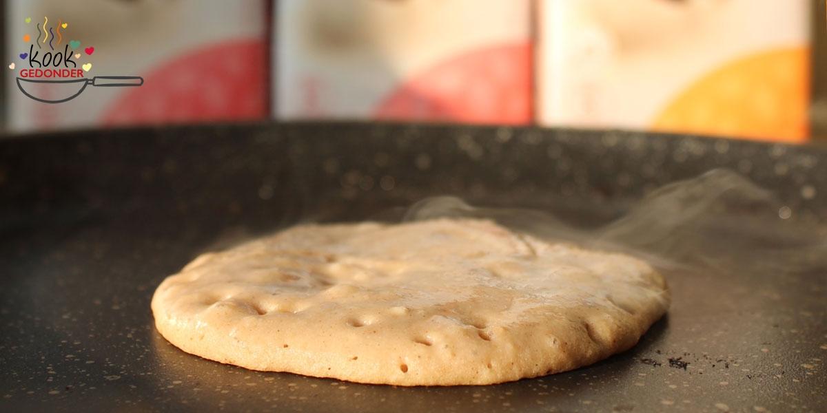 ontbijt pannenkoeken
