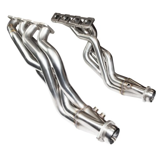 2 stainless headers 2015 2020 charger challenger hellcat 6 2l kooks headers exhaust
