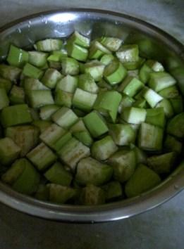 Green Aubergine