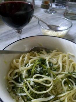 Spaghetti Aglio e Olio, The Asian Way