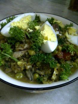 Quinoa, The Kedgeree Way