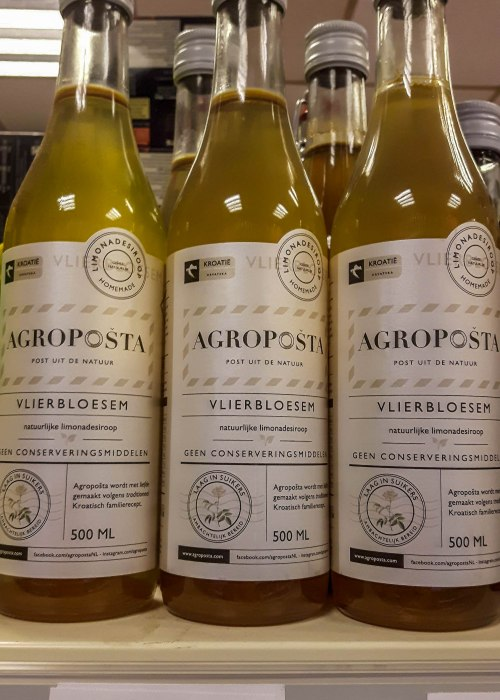Agroposta drinks from Sterk shop in Amsterdam