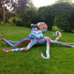 Take12Trips: Octopus sculpture at the Yorkshire Sculpture Park