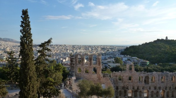 7 things I love about Athens