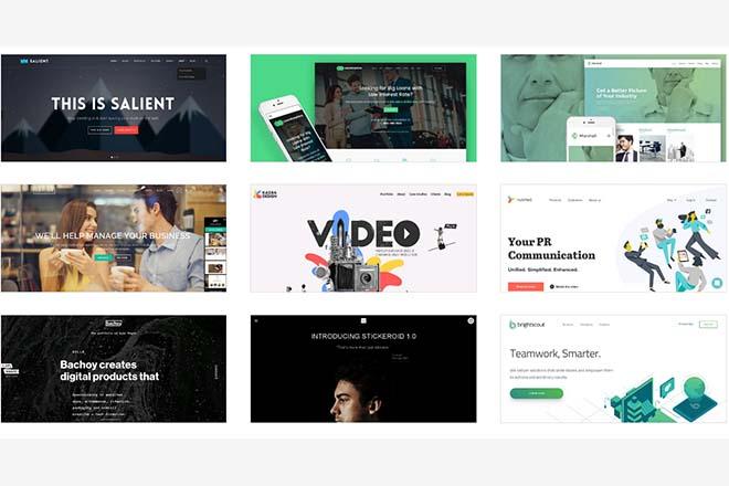 Webdesign Inspiration - Inspiration Web Design