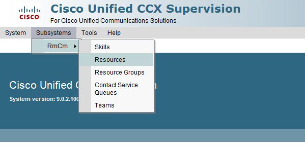 Allowing Supervisors to Modify Skill Levels in UCCX 9 -