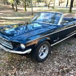 Ford Mustang Cabriolet 1968 Vintage Car Sale Kool And The Cars