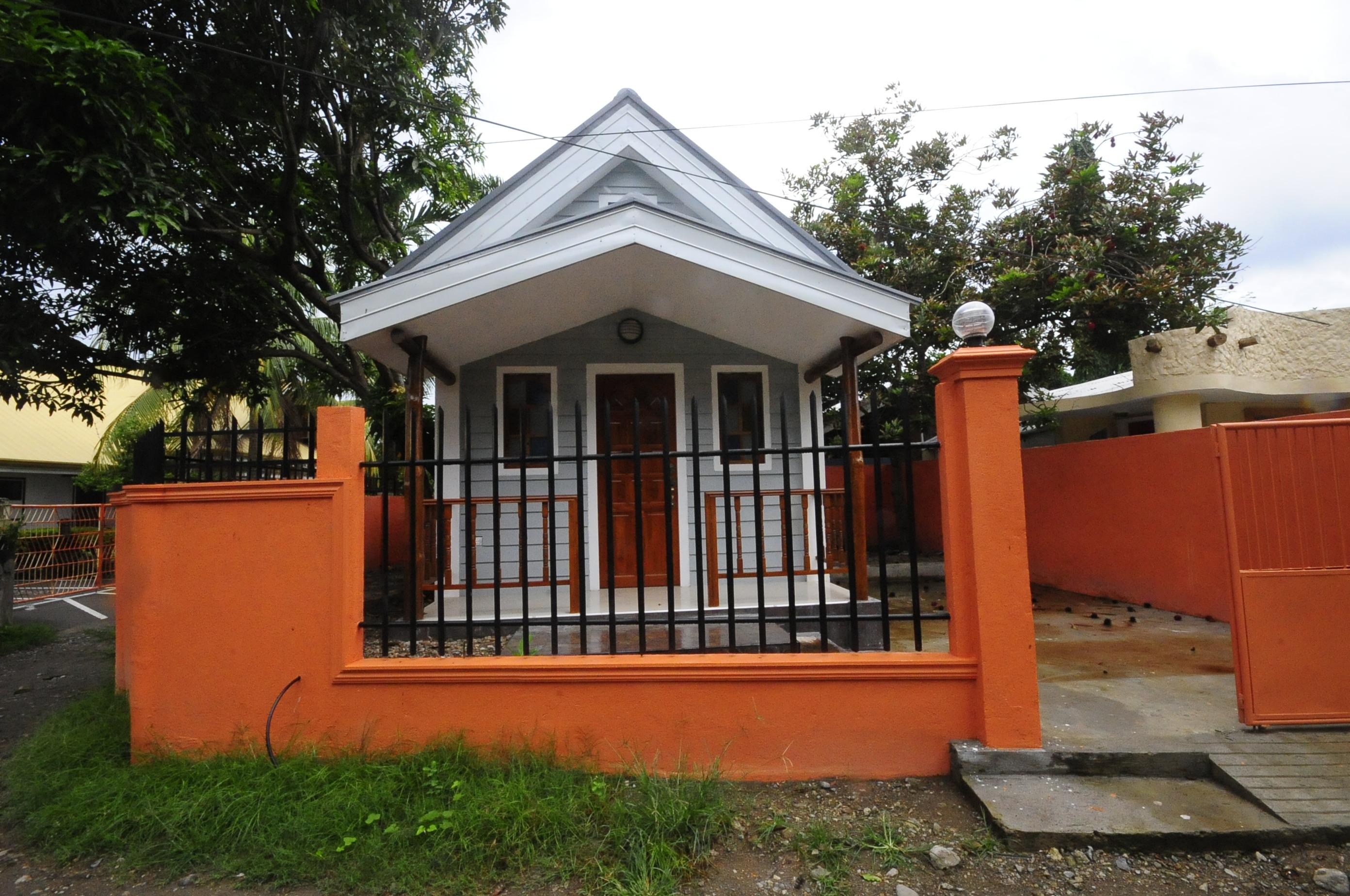 Tiny House Bahay Kubo