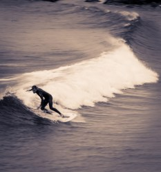 Surfing with soul