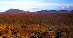 Lanzarote's Volcanic Landscape