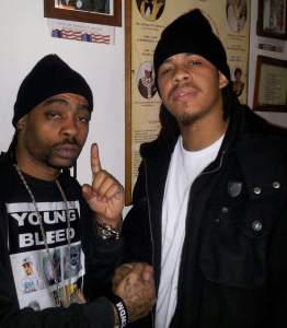 Young Bleed & K.F.1