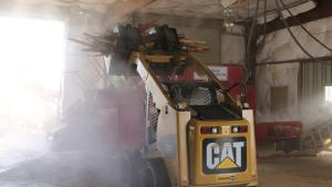 Misting Dust Control Solutions California Koolfog