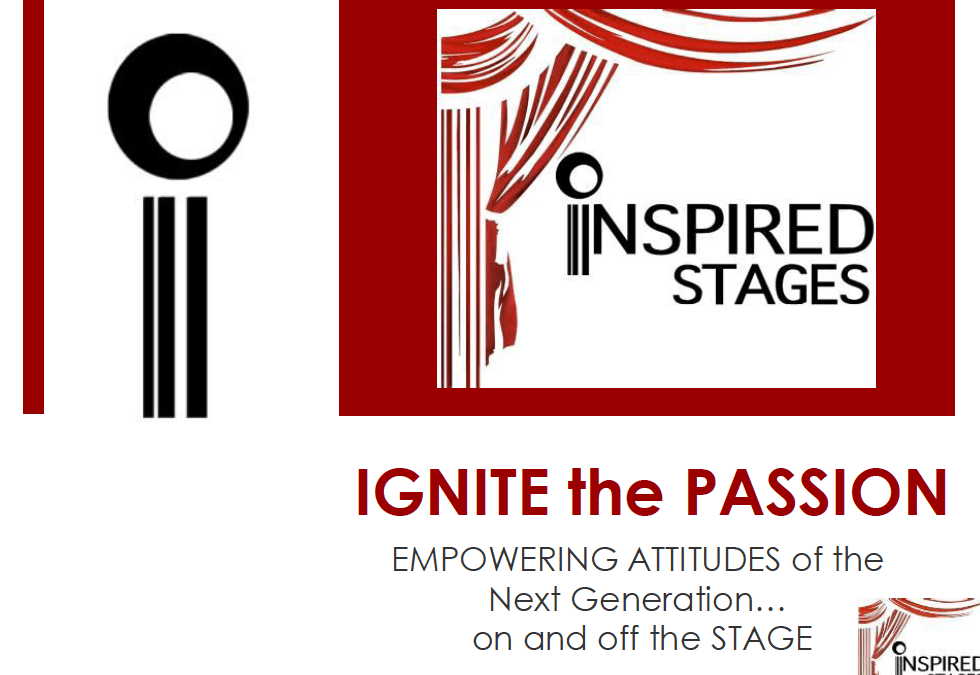 Inspired Stages – Sponsorship
