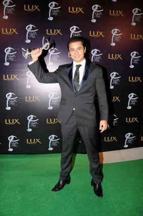 Ali Zafar at LSA 2012