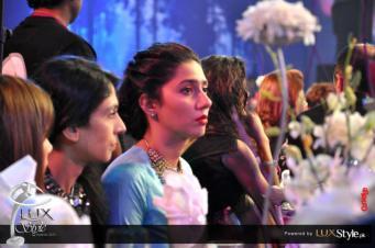 Mahira Khan on LSA 2012