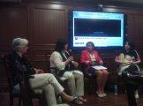 Zeb and Haniya panel at Georgetown University (2)