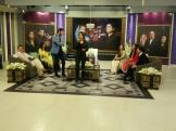 Fawad Khan, Sanam Saeed, Hadiqa Kiani, Sultana Siddiqui & Momina on Jago Pakistan Jago (5)