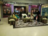 Fawad Khan, Sanam Saeed, Hadiqa Kiani, Sultana Siddiqui & Momina on Jago Pakistan Jago (9)