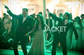 Behroz Sabzwari, Sajal Ali & Javed Sheikh at Sheroze & Syra Wedding