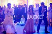 Shahzad Sheikh, Sajal Ali & Shehroz Sabzwari at Sheroze & Syra Wedding