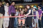 Launch of Hadiqa Kiani Fabric World (14)
