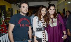 Launch of Hadiqa Kiani Fabric World (5)