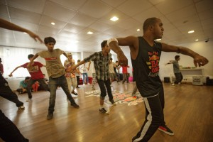 Red Bull BC One All Stars Workshop - Islamabad (2)